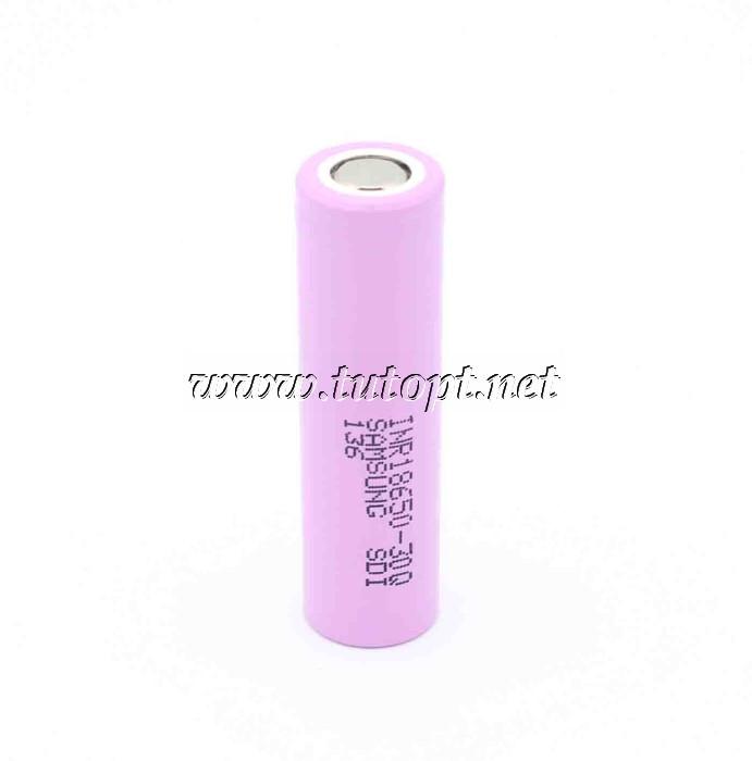 Аккумулятор Samsung 18650 - 30Q LI-ION mAh 3.7V (Высокотоковый)