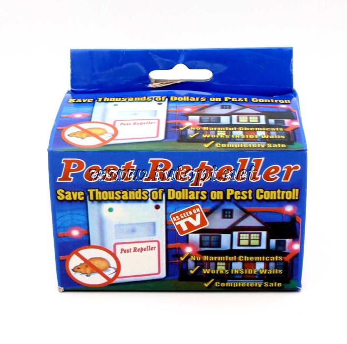 Электромагнитный отпугиватель от мышей Ридекс BOX (Ridex Pest Repelling)