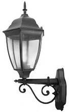 Уличный настенный светильник Lemanso PL6660 черный