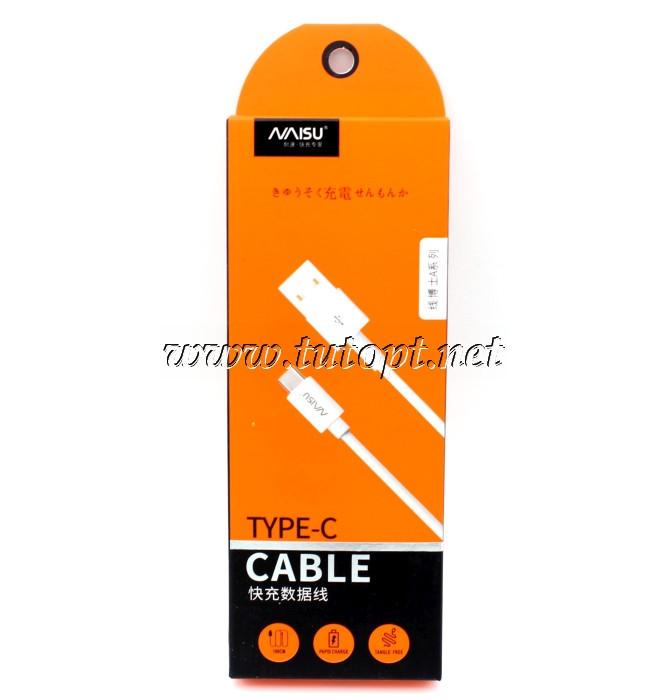Кабель USB Naisu 0176C Type-C