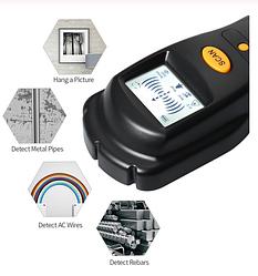 Індикатор прихованої проводки + Металошукач Smart Sensor 7004