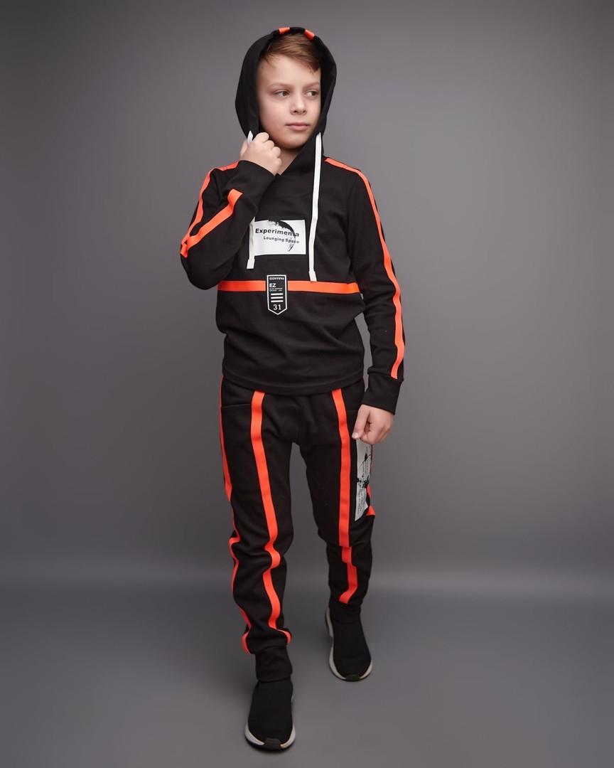 Детский спортивный костюм / двунитка / Украина 32-0013-2