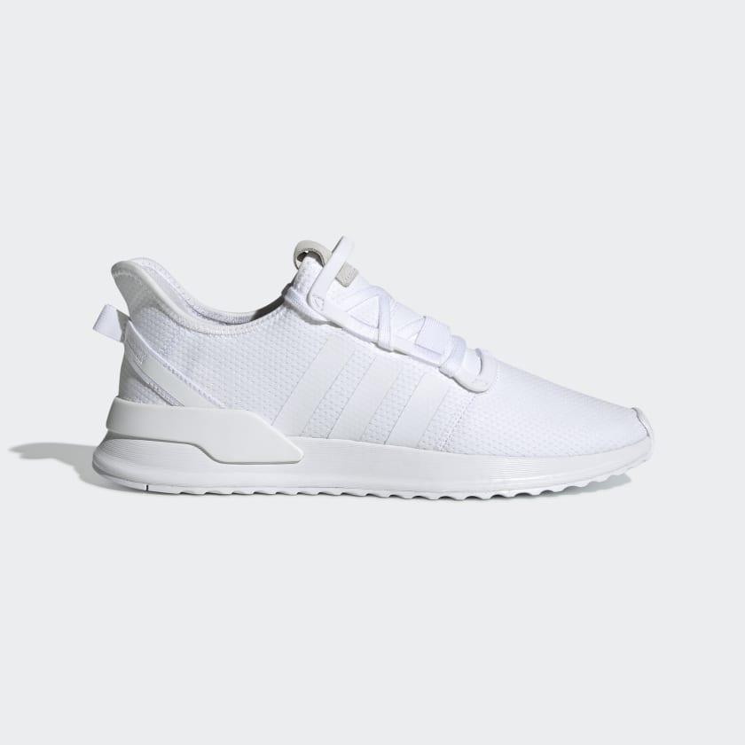 Кроссовки мужские оригинальные Adidas U_Path белые