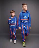 Детский спортивный костюм / двунитка / Украина 32-0013-4