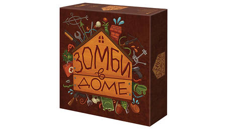 Настольная игра Зомби в доме, фото 2