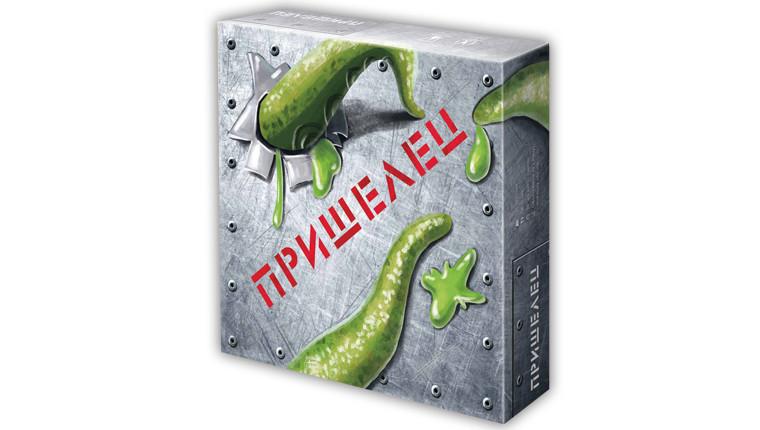 Настольная игра Пришелец. 2-ое издание