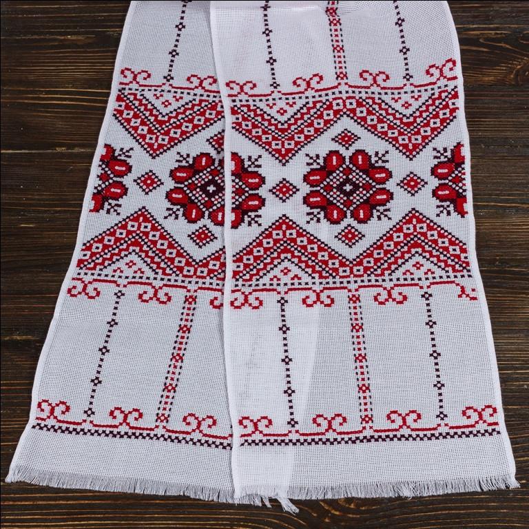 Рушник для икон, рушник для перевязывания рук - 23х140 см, арт. R-1117