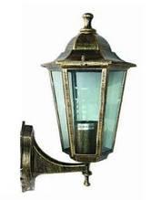 Уличный настенный светильник Lemanso PL6201 античное золото(бронза)