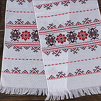 Универсальный свадебный рушник 33х190 см, арт. R-1118