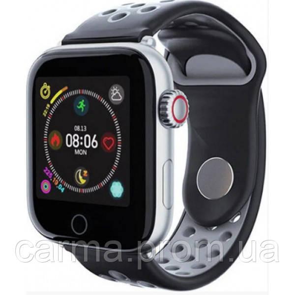 Наручные часы Smart Z7 Черные/Серые