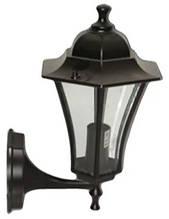 Уличный настенный светильник Lemanso PL3201 черный