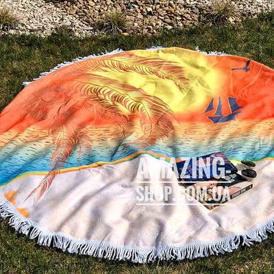 Летные полотенца, пляжные коврики.