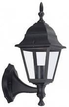Уличный настенный светильник Lemanso PL4101 черный