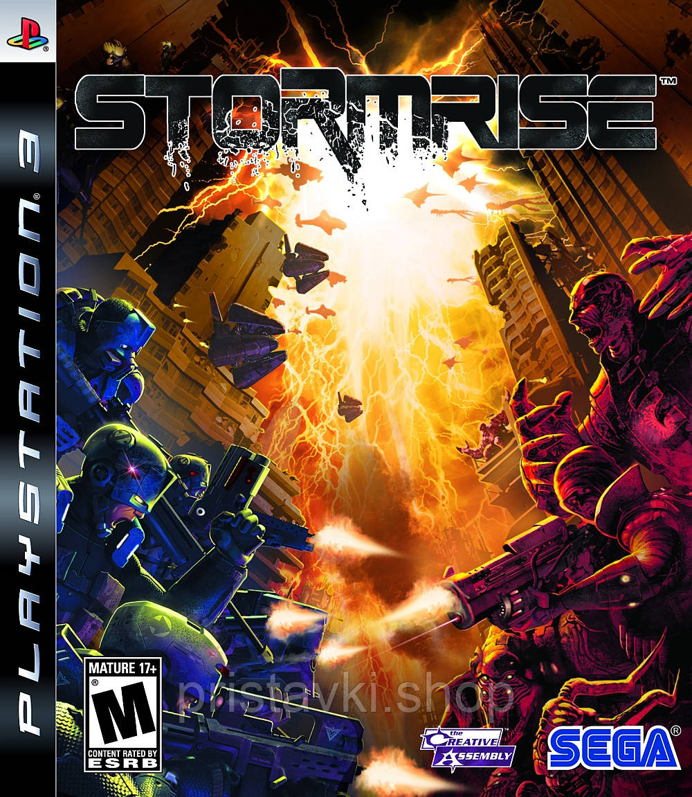 Stormrise PS3
