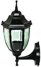 Уличный настенный светильник Lemanso PL5101 черный