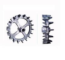 Кільце КЗК шпорове  внутрішній діаметр  60мм