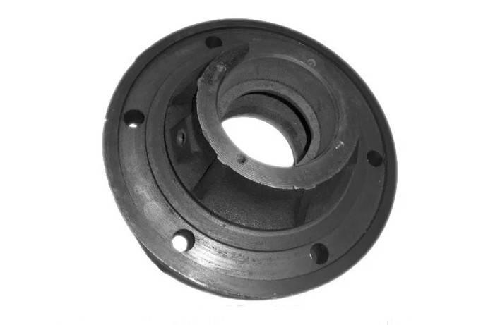 Маточина КЗК   КМП -3.0.03.004 колеса в зборі з шпилькою + гайка, фото 2