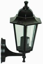 Уличный настенный светильник Lemanso PL6101 черный