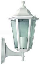 Уличный настенный светильник Lemanso PL6101 белый