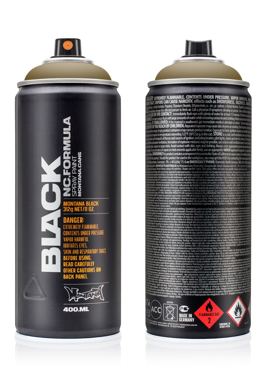 Краска Montana BLK1140 Бомбей (Bombay) 400 мл (386398)