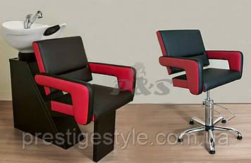 Комплект мебели Мойка Фламинго