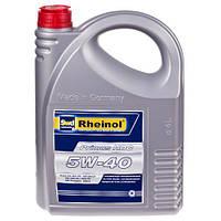Моторное масло  Rheinol Primus HDC  5W-40 4L (синт) (HDC  5W-40/31167,485)