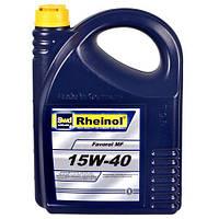 Моторное масло  Rheinol Favorol MF SHPD 15W-40 5L (мин/пс) (MF 15W-40/31370,580)