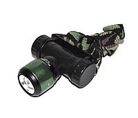 Налобный светодиодный фонарь Police BL-6953, фото 1