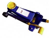 Домкрат гидравлический подкатной 3,5т с педалью быстрый подъем