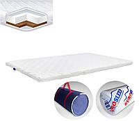 Матрас для дивана EuroSleep Cocos, размер 120*200, высота 5.5-6 см, Топпер-Футон