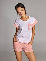 Женская пижама с шортами Ellen 308/001
