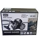 Циклонний пилосос Opera Digital OP-600, 2500 Вт, 3л., фото 9