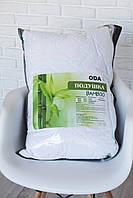 Бамбуковая Подушка ODA 50х70 | Мягкая подушка Гипоаллергенная | Подушка для сна