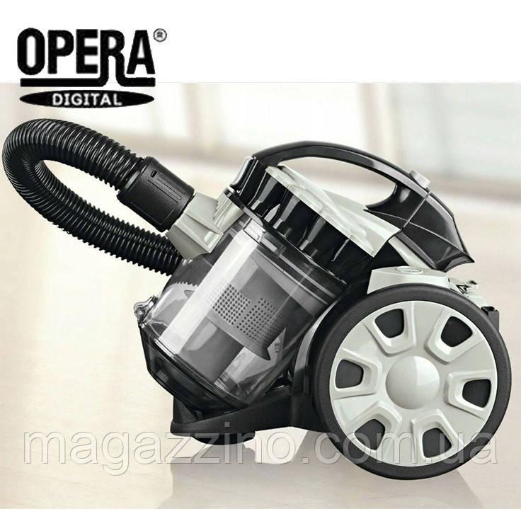 Циклонний пилосос Opera Digital OP-600, 2500 Вт, 3л.