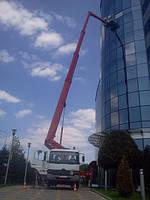 Аренда автовышки 30 метров в Одессе