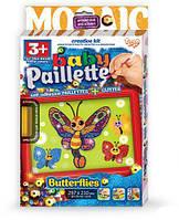 "Картина-мозаика из пайеток ""Baby Paillette: Бабочка""  sco"