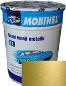 """305 Автоэмаль базовая """"металлик"""" Helios Mobihel """"Аспарагус"""", 1л"""