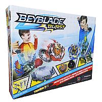 Арена Бейблейд / Beyblade Burst, с механическими ловушками (Волчки Бейблэйд в комплекте - 2шт.) scn, фото 2