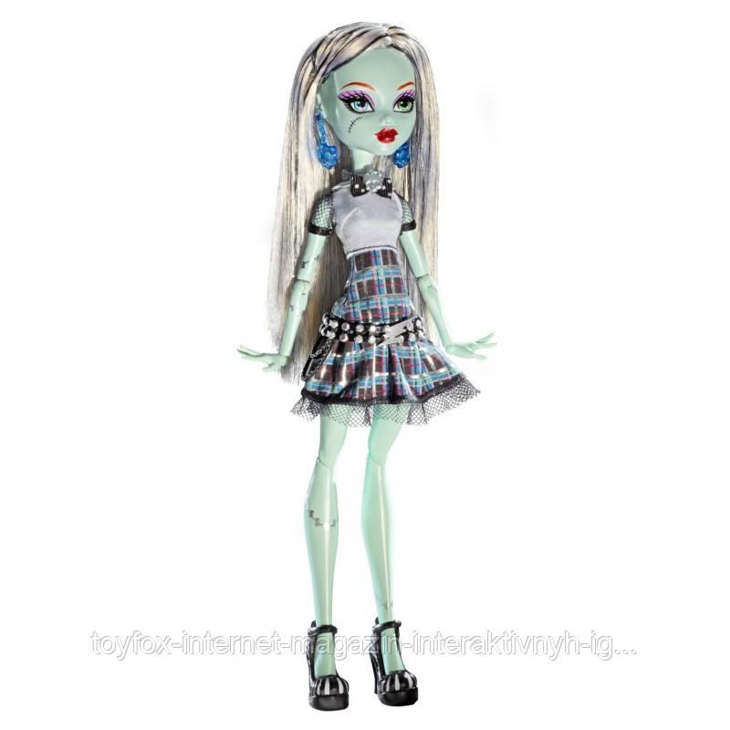 Ляльки Монстер Хай Вони живі! - Monster High Ghouls Alive!