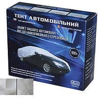 Накидка на машину, тент VITOL XL (5,33*1,77*1,16) (14062XL)