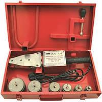 Сварочный набор PPR для труб SANTAN 20-63 мм, металлический ящик