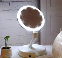 Зеркало с LED подсветкой для макияжа W12
