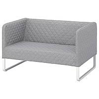 IKEA 2-местный диван, Книса светло-серый