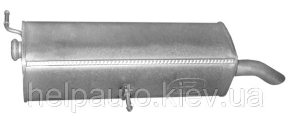 Глушитель для Peugeot 3008
