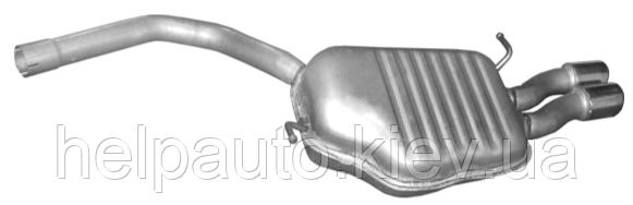 Глушитель для Audi A4 / Seat Exeo