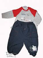 Утепленный костюм для мальчика Турция, 15-180