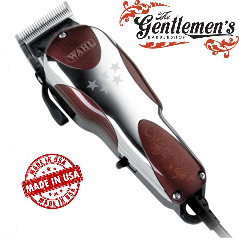 Машинка для стрижки волос Wahl Magic Clip 5 star 4004-0472 (08451-316)