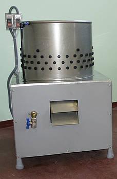 Перосъемная машина СО-400П (для перепелов, голубей)