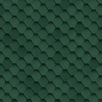 """Битумная черепица """"Shinglas"""" Кадриль соната (зелёный)"""