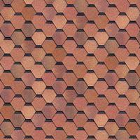 """Битумная черепица """"Shinglas"""" Кадриль соната (красно-коричневый), фото 1"""